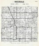 Mantorville Township, Kasson, Dodge County 1956